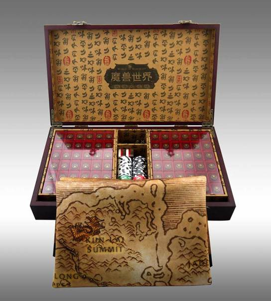 World of Warcraft Mahjong. (Foto: NetEase)